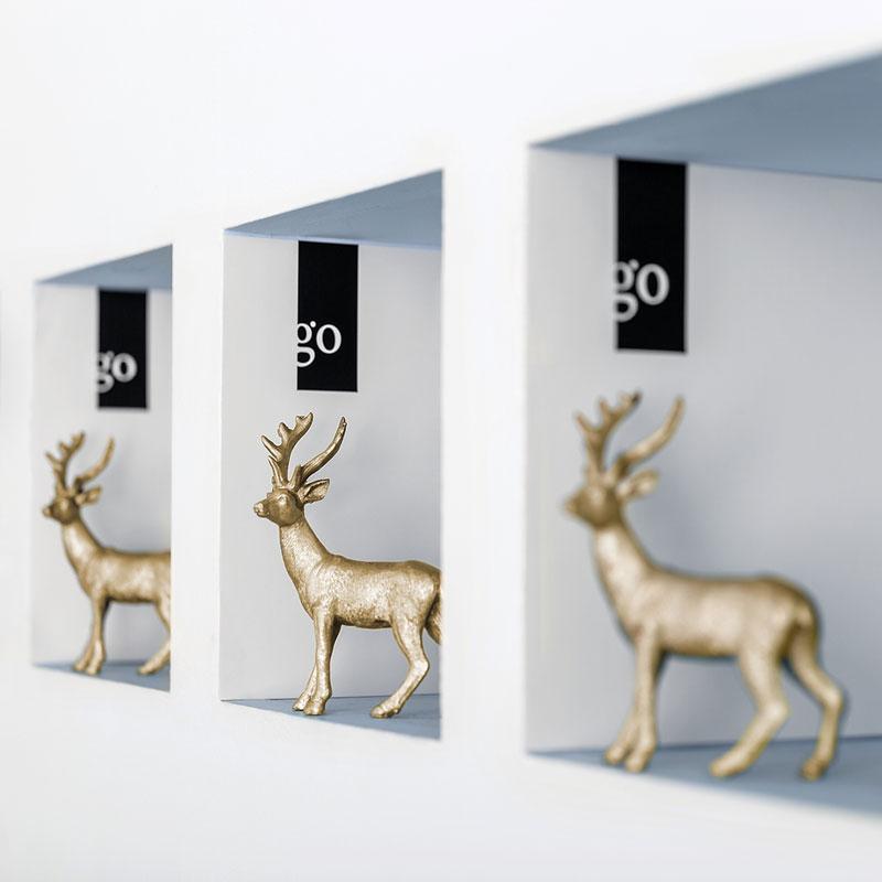 Platzhalter 4 Hirsche